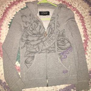 Fox sweater